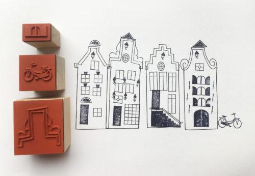 Make a Scene Stamps