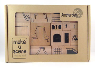 Make a Scene Stamp Kits:  Amsterdam