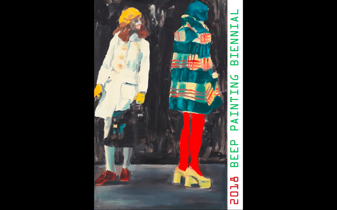 Beep Painting Biennial 2018 Catalogue