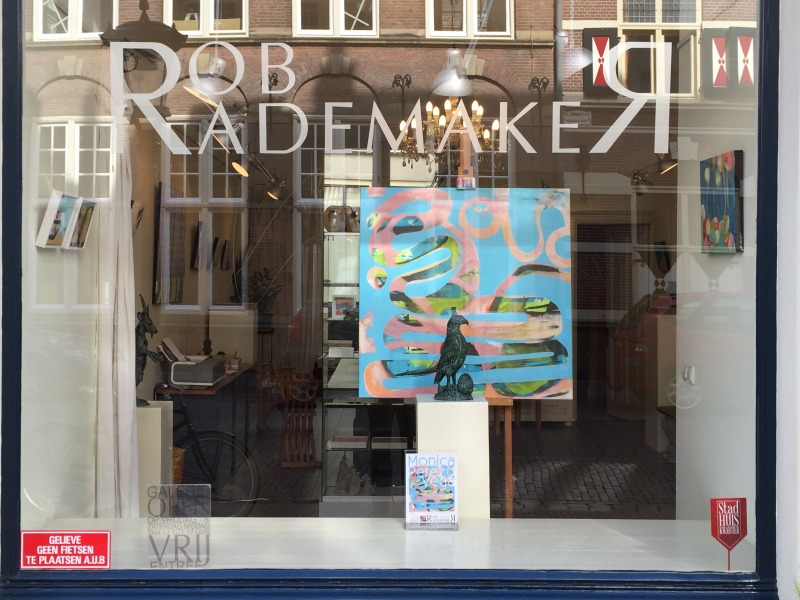 Solo Show at Rob Rademaker Gallery