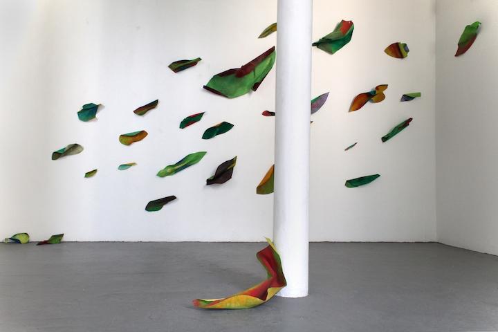 'Fall' Installation at Limbo